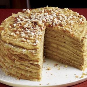 Κέικ με Κρέπα