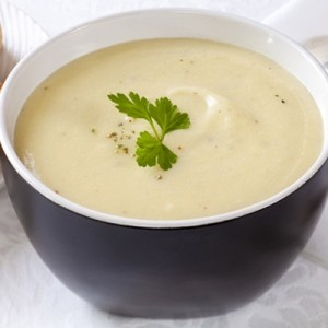 Σούπα Βελουτέ Πατάτας