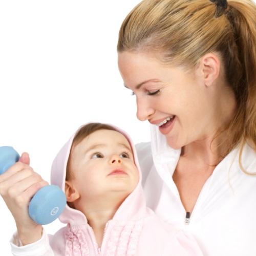 Χάστε τα κιλά της εγκυμοσύνης