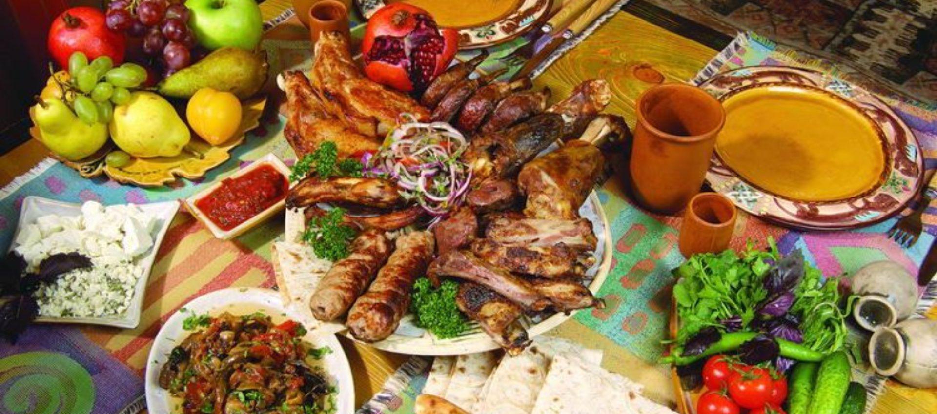 Αρμένικες Παραδοσιακές Συνταγές